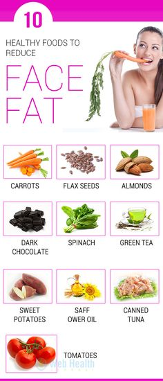 How to fat reduce diet face with