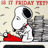 Que sea viernes!
