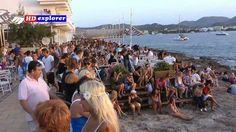 Sunset at San Antonio Ibiza Spain