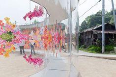 a-art house by kazuyo sejima for the inujima art house project