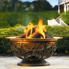 31 Days of Seasonal Tips & Tricks from Bob Vila! These 13 unique fire pits might be my favorite so far.