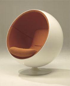Bubble Chair. Eero Arnio, 1968
