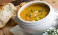 Sopa de verduras | #Recetas de cocina | #Veganas - Vegetarianas ecoagricultor.com