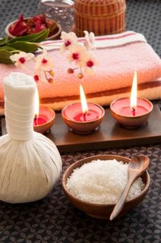 Aromaterapia - Aromatherapy - Candles - Massage More