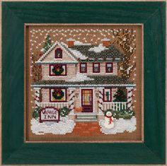 Mill Hill - Cross Stitch Patterns & Kits