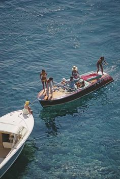 For Sale on - 'Porto Ercole' Italy (Estate Stamped Edition), C Print by Slim Aarons. European Summer, Italian Summer, French Summer, Summer Dream, Summer Of Love, Summer Feeling, Summer Vibes, Summer Days, Foto Glamour