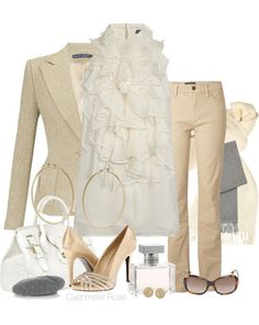 """~ Ralph Lauren ~ For ""Favorite Designer"" Contest"" by cashmere-rose ❤ liked on Polyvore"