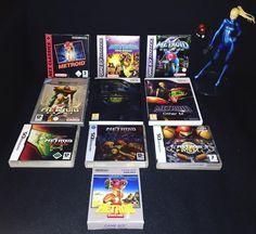 Shared by kinjo1945 #famicom #microhobbit (o) http://ift.tt/1QR2eJQ collection #metroid saga #nintendo  #superfamicom #gamecube #wii #samus #samusaran #metroidprime #metroidotherm #metroidfusion #metroids #metroid2 #metroidzeromission #metroidtrilogy #gunpeiyokoi #retrogames #retrogamers #videogames #videojuegos #videojuegosretro #gameboy #gameboyadvance