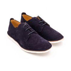 check out 5133f 112f3 Boni Hugo - chaussures garçon en daim bleu marine. Boni Hugo - Chaussures  Garçon En Daim Bleu Marine - Taille   30 31 32 ...