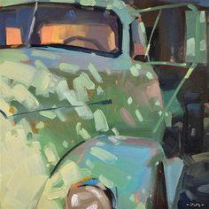 """""""Frapple Dapple"""" - Original Fine Art for Sale - © Carol Marine"""