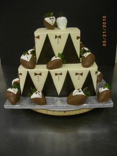 IMGP1294 by Couture Cakes of Greenville, via Flickr