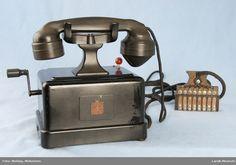 DigitaltMuseum - Telefon Telephone, Landline Phone, Phone, Phones