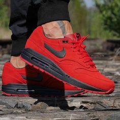 """online store e27f0 03156 Airmaxalways on Instagram  """"Nike Airmax 1 x Pimento • Shoutout to   boonieh berlin on this very dope pair! • Use  airmaxalways 👟"""""""