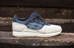 "ASICS GEL-LYTE III - MADE OF JAPAN COLLECTION - ""JAPANESE DENIM"""