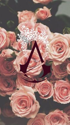 Assassin's Creed floral wallpaper