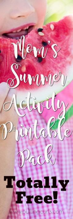 summer activity printable pack Summer Fun For Kids, Summer Activities For Kids, Cool Kids, Crafts For Kids, Kids Fun, Printable Activities For Kids, Infant Activities, Free Printables, Parenting Done Right