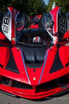 Ferrari Laferrari FXX-K Goodwood Festival of Speed 2015