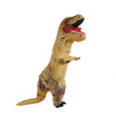 Un costume che ha spopolato in rete! Travestiti da T-Rex e divertiti a fare il dinosauro!  SEGUICI ANCHE SU TELEGRAM: telegram.me/cosedauomo