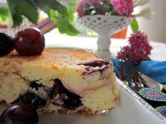 Torta all'uva ricetta