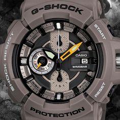 #GShock GAC100 Collection