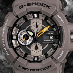#GShock GAC100 Collection