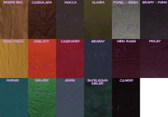 RAJSTOPY 60 DEN (MIKROFIBRA) paleta barw