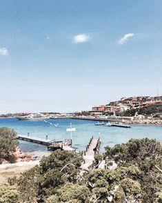 Sardinia -Porto Cervo Such a pretty little town by the sea! Sardinia, Pretty Little, Bella, Journey, Water, Travel, Outdoor, Instagram, Italia
