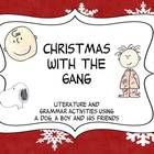 """I don't do Santa in my classroom, so we spend a week reading """"Merry Christmas, Charlie Brown"""". We get to know the author and the characters. I use ..."""