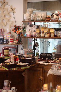 Salon de thé, St Lary, le Coucaril pause