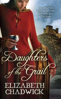 Daughters of the Grail, Elizabeth Chadwick...This is the book that got me interested in the history of the Cathars...and I've now been fortunate to have visited some of their sites..Its a wonderful book