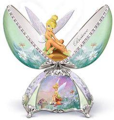 Tinker Bell Music Box