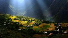 pianure occidentali del #sichuan