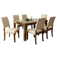 Casiodoro 7 Piece Dining Set