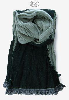 Sciarpa di lana uomo verde http://www.dmties.com/negozio-online/sciarpe-uomo-donna/sciarpe-uomo/sc97-sc97
