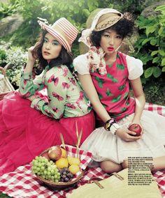 Fashionalitte: Ji-Young Jung, Sun-hwa Park & Sojung Yoon by Kim Je Won