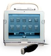 Tablet Device (TC2)  Put it under your arm. You've got diagnostic imaging wherever you need it.