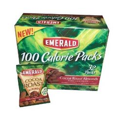 I love these, they are a healthy snack that's covered in cocoa!!! You can't beat that!!