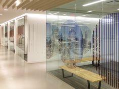 WxY Architecture: glass pattern
