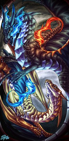 Mega-Charizards by Speras on DeviantArt Pokemon X And Y, Cool Pokemon, Pokemon Stuff, Mega Charizard, Pokemon Universe, Pokemon Charizard, Wood Elf, Dragon Tattoo Designs, Sci Fi Fantasy