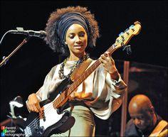 Esperanza Spalding (US)