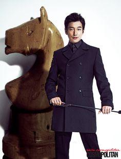 조승우라는 배우의 정공법 | 코스모폴리탄 (Cosmopolitan Korea)