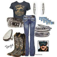 Country dressing