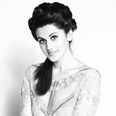 Tapasee Pannu elegant and beautiful
