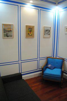 330 Best Painters Tape Design Images Paint Painted Walls