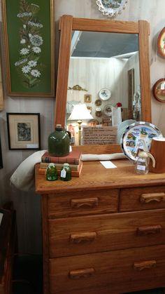 Antique Maple Dresser On Virginia House Maple