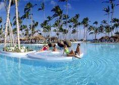 Melia Caribe Tropical, Punta Cana, Dominican Republic #allinclusive #travel