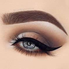 Natural Smokey Eye Makeup Ide