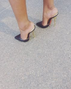 Sexy mules #mules #shoes