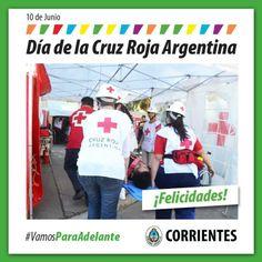 Día de la Cruz Roja Argentina!!! Felicidades!!! #VamosParaAdelante
