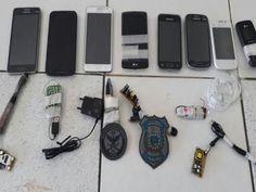 ALEXANDRE GUERREIRO: Advogado é preso tentando entrar com celulares no ...